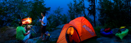Beginners' Preparation For Your First Camping Trip